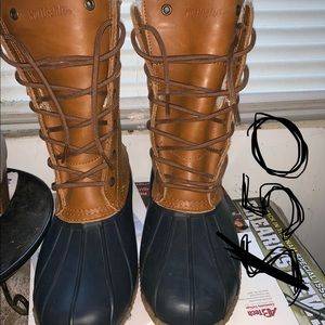 Northside boots. NEW